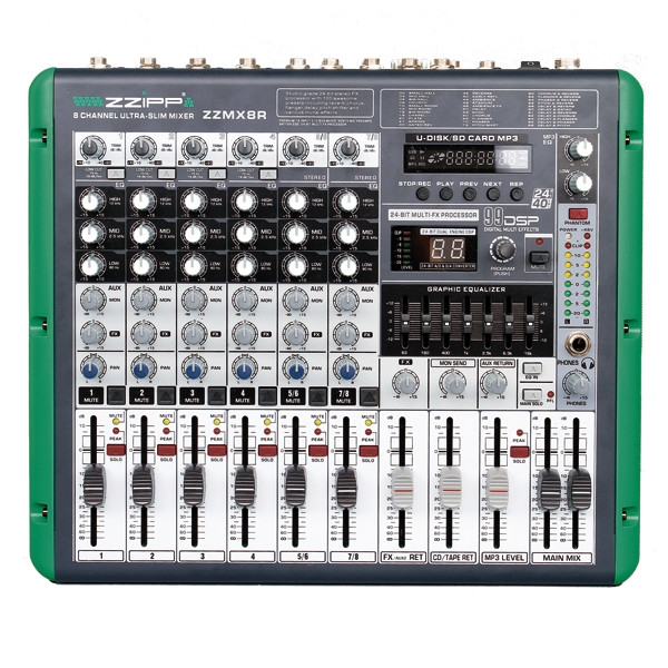 mixer ZZMX8R